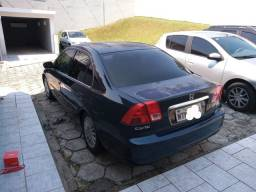 Título do anúncio: Honda Civic Lx 2001 ( REPASSE)