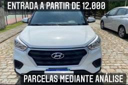 Título do anúncio: Hyundai Creta Smart (PARCELAMOS)