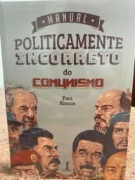 Livro - Manual Politicamente Incorreto do Comunismo