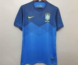 Camisa seleção Brasil  21/22 versão fã