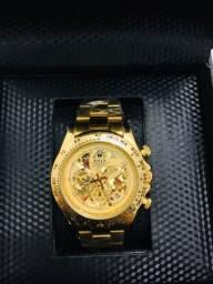 Título do anúncio: Relógio Rolex 1º linha multifuncional