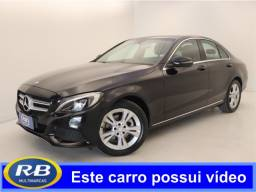 Título do anúncio: Mercedes-bens c-180 1.6 turbo impecavel