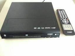 DVD Player COBY - modelo DVD-233BR - Bivolt