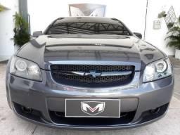 Gm - Chevrolet Omega 3.6 SFI 2008/2008 Cinza Blindado - 2008