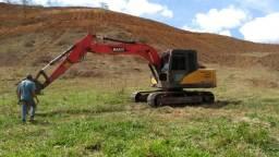 Escavadeira Hidraulica Sany 135c-9