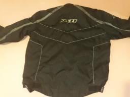 Jaqueta X11 para motoqueiro