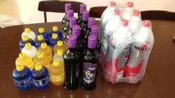 Bebidas para festas
