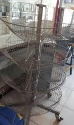Expositor Aramado giratório
