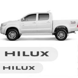 50 Pickup's Toyota Hilux - 2015