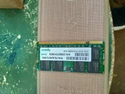 Placa de memoria RAM DDR2 2gb
