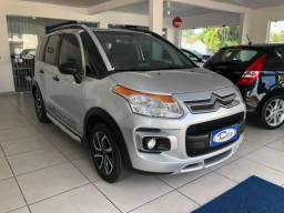 CITROËN AIRCROSS 2013/2013 1.6 GLX 16V FLEX 4P MANUAL - 2013