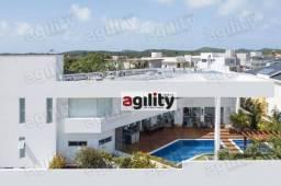 Vendo casa tríplex no condomínio residencial alphaville catuana com 573 mts2 de área const