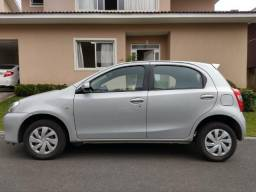 Toyota Etios XS 1.5 16/17 - 2017