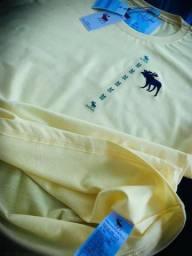 Usado, Camisetas abercrombie atacado peruanas comprar usado  João Pessoa