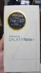 Samsung Galaxy Note 4 somente aparelho, cabo usb, carregador e caixa, não abaixo valor comprar usado  Belo Horizonte