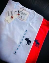 Camisetas abercrombie atacado comprar usado  Palmelo