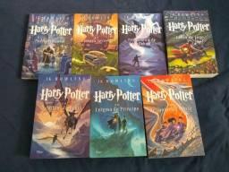Série Completa Harry Potter comprar usado  Curitiba