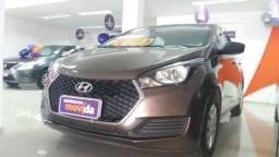 Hyundai Hb20 Unique 1.0 Marron Bronze - 2019