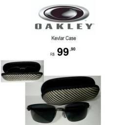 Oakley Case em Kevlar ½ Preço em 12 X comprar usado  Ribeirão Preto