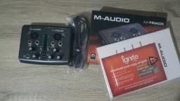 M Track M Audio comprar usado  Indaiatuba