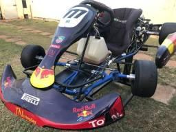 Kart pro 2014 motor F4 Honda 21 hp, usado comprar usado  Americana