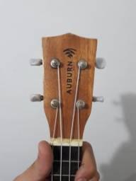 Vendo ukulele ou troco por teclado