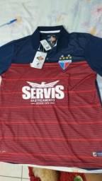 Camisas oficiais do Fortaleza
