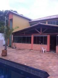 Casa com 3 dormitórios à venda, 400 m² por r$ 1.100.000 - quintas da lagoa - sarzedo/minas