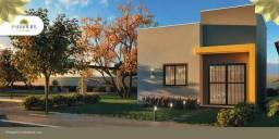 Casas 2/4 na Laje em Condomínio - Entrada Zero - Escritura Grátis - Melhor do Papagaio