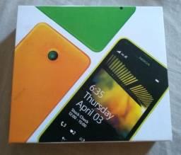 Nokia Lumia 635 Novo Zero - Black