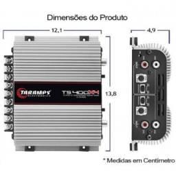 Módulo Amplificador TS400X4