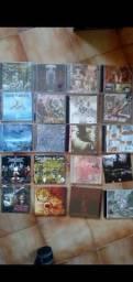 Cds de rock artistas variados