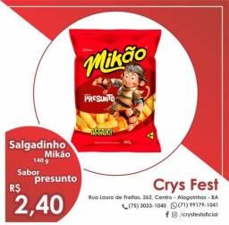 Salgadinho Mikao