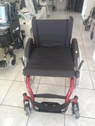 Cadeira de Rodas Monobloco Ortobras Star Lite