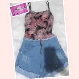 Look Shorts + Body