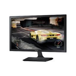 Monitor Gamer Led 27 Samsung Ls27E332Hzxmzd 1Ms, 75Hz, Widescreen, Hdmi, D-Sub, Full Hd, P
