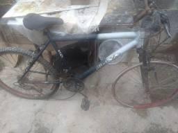 Bicicleta usada barata