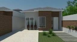 Ótima casa em construção nos Cajueiros com 3 quartos!