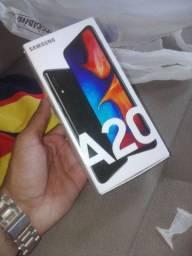 Samsung galaxy a20 usado 7 meses