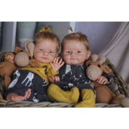 Gemeos Molde Mark and Mary by Baby Dolls