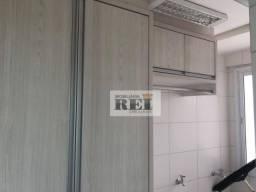 Apartamento com 3 dormitórios à venda, 107 m² por R$ 700.000,00 - Residencial Interlagos -