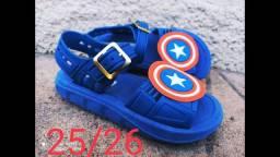 Sandálias de boa qualidade
