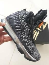 Nike Lebron XVII Original e Pronta entrega