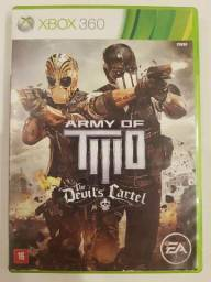 Army of two 3 devil's cartel para xbox 360