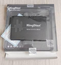 SSD novo
