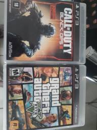 GTA 5 e Call off Duty Black ops 3