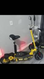 Scooter patinete elétrico Voltz 1600w 48v novos na