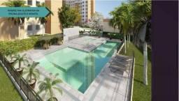 Apartamentos de 1 e 2 quartos! Único Nova Iguaçu