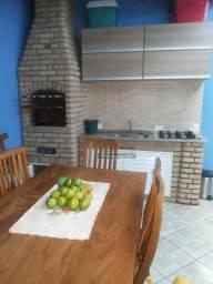 Sobrado com 3 dormitórios à venda, 200 m² por R$ 636.000,00 - Jardim Las Vegas - Santo And