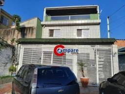Sobrado com 3 dormitórios à venda, 200 m² por R$ 550.000 - Cocaia - Guarulhos/SP